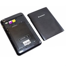 Cover Middle Lenovo IdeaTab A3000 - Black