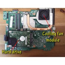 -PANEL HDD DELL INSPIRON 5110
