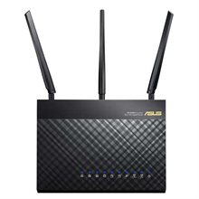مودم وایرلس ایسوس DSL-AC68U-ASUS DSL-AC68U Dual-Band Wireless-AC1900:Modem Router