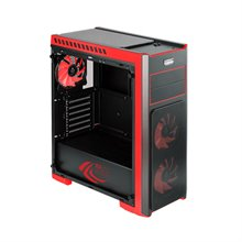کیس کامپیوتر گرین Z3 Crystal-Green Z3 Crystal:Computer Case -Red