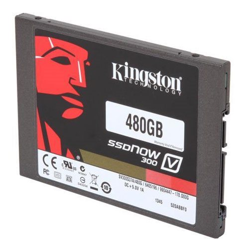قیمت SSD 480GB  Kingeston V300