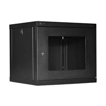 رک دیواری الگونت LRE-09/45FS عمق 45 سانتی‌متر 9 یونیت Economic  -LGONET LRE 09 45FS 9U:Wall Rack
