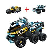 لگو دکول Stunt Bike میکس مدل 3419+3420-Lego Decool Stunt Bike 3419 mix 3420