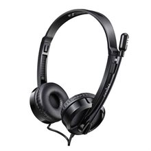 هدست باسیم راپو H100 Plus-Rapoo Headset  H100 Plus