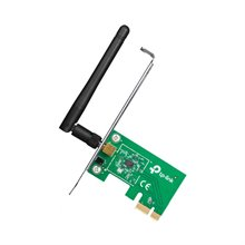 کارت شبکه بی‌سیم تی پی-لینک TL-WN781ND-TP-LINK TL-WN781ND 150Mbps Wireless N PCI:Express Adapter