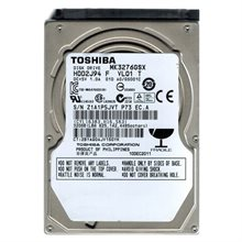 -Toshiba MK3276GSX 320GB 5400RPM SATA 2.5 Internal Hard Drive