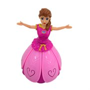 عروسک دامن باز شو-Toys for Girls Electric Dancing
