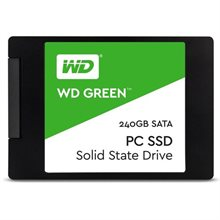 حافظه SSD وسترن دیجیتال مدل Green WDS240G1G0A ظرفیت 240 گیگابایت-Western Digital Green 240GB Internal SSD Drive : WDS240G1G0A