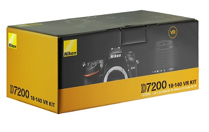 Nikon D5600 DSLR Camera Kit 18-140mm