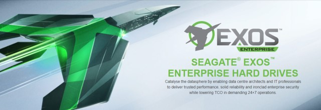 Seagate Enterprise Exos