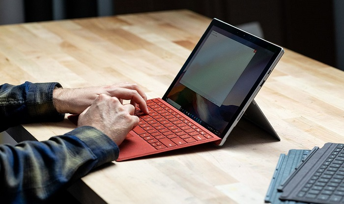 Microsoft Surface Pro 7 512GB - Core i7 16B - سرفیس پرو ۷