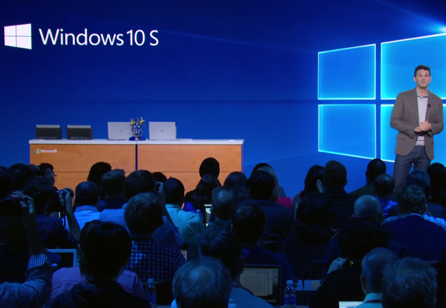 Windows 10S introduction